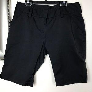 Adidas Climalite Womens Bermuda Golf Shorts Sz 4